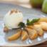 Birnen-Caramel Traum Feines aus Luzern Dessert